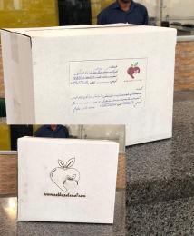 صابون و روشور برای آقای ربانی مقدم (ایرانشهر)
